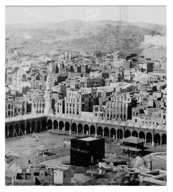 Rare Picture Of Kaaba 02 Jpg 81 08kb